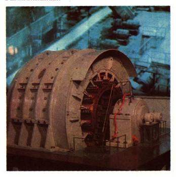 Электрические схемы управления пассажирским лифтом
